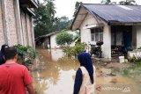 Tiga nagari di Sumbar terkena banjir di Kabupaten Solok