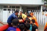 Banjir di 11 kawasan di Jakarta Timur