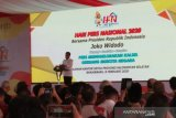 Presiden Jokowi sebut negara membutuhkan kehadiran pers