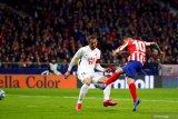 Gol tunggal Correa menangkan Atletico atas Granada