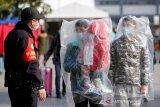 Hingga Minggu petang, 814 orang meninggal akibat virus corona