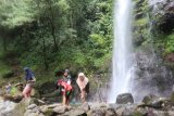 Village in Padang Pariaman develops tourism objects of Duo Bidadari waterfall