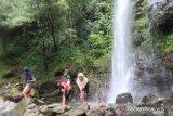 Nagari di Padang Pariaman kembangkan objek wisata air terjun Duo Bidadari (Video)
