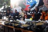 Polisi tutup akun penjual narkoba di media sosial