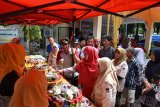 Beragam jajanan tempo dulu hadir di Festival Jajanan Tradisional Padang