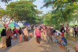 Pasar Nggruput Pringsewu ajang masyarakat berburu kuliner