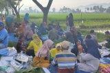 Pasar Nggruput Pringsewu menjadi ajang berburu kuliner