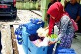 Dinas Sosial Ogan Komering Ulu salurkan bantuan  korban banjir