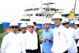 Menperin Agus Gumiwang pacu industri galangan kapal nasional