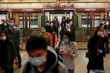 Polisi Hong Kong tertular virus corona, puluhan polisi dikarantina