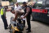 Polisi tangkap dua pemuda diduga miliki motor hasil curian