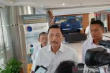 Luhut jelaskan langkah Indonesia antisipasi dampak corona terhadap pariwisata