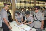 Polres Sigi lakukan sertijab empat pejabat utama