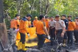 Perempuan tua tewas terbakar dalam rumah di Malawaken
