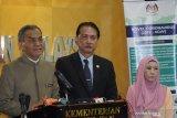 Positif corona ke-18 di Malaysia adalah warga yang bekerja di Makau