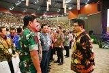 Bupati Poso terima bantuan hibah di Rakornas Penanggulangan Bencana