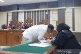 Perkara suap mutasi jabatan, staf khusus Bupati Kudus dituntut 6 tahun