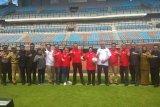 Ketua Umum PSSI tinjau Stadion GBT Surabaya jelang Piala Dunia U-20