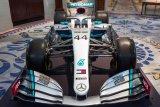 Mercedes ungkapkan warna livery baru untuk musim F1 2020