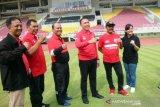 Terkendala izin pertandingan Persis Solo lawan Persib Bandung terancam ditunda