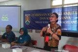 Berdayakan lansia, Dinsos Kota Magelang sosialisasikan kesehatan