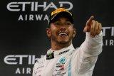 Bos Mercedes Toto Wolff bertemu Hamilton untuk kontrak baru