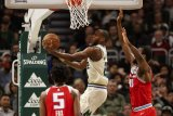 Tanpa Giannis, Bucks tetap bisa menggebuk Kings