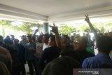 Kongres Partai PAN memanas, kubu Mulfachri dan Zulhasan nyaris bentrok
