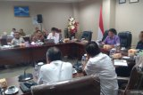 Bapemperda DPRD Sulut Rakor pembahasan dua Ranperda bersama tim ahli