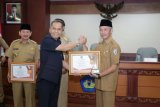 Tiga kepala daerah di Lampung raih Governance Award 2020
