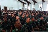 700 prajurit TNI dikirim ke Papua Barat untuk isi Koramil baru