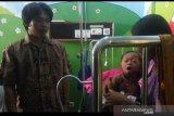 Widya, bocah tersiram air panas di Lampung Timur dapat bantuan AKRAP