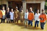 Dua desa Di Kecamatan Gunung Bintang Awai terendam banjir