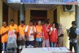 Dit Narkoba Polda Papua musnahkan ganja dan sabu-sabu