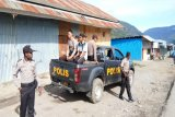 Polres Tolikara lakukan patroli wujudkan kamtibmas kondusif