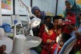 Edukasi tentang kesehatan gigi