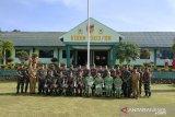 Pangdam apresiasi prestasi Kodim Bolmong Dalam Pembinaan Teritorial