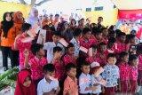 Masyarakat Jawa Timur bantu pembangunan dua SD untuk korban bencana di Donggala