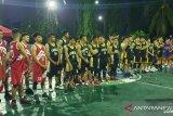 Bandara Samrat Harap Lahirkan Pemain Basket Kalangan SMA