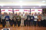 Polri tanda tangani pakta integritas menuju wilayah bebas korupsi dan WBBM