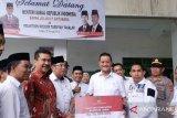 Menteri Sosial serahkan Rp50 juta kepada Pesantren Modern Tarbiyah Takalar