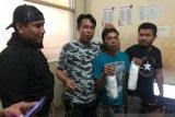Polisi bekuk pria pembawa sabu 1 Kg di Bandara Palu