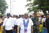 Kunker di Buton Tengah, Gubernur Resmikan Gedung Kesenian