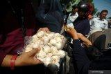 Bulog Riau siap distribusikan bawang putih jika ditunjuk pemerintah