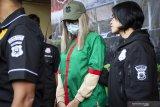 Akhirnya Lucinta Luna ditahan di blok wanita. Ini alasannya