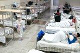 Jumlah korban meninggal akibat corona di Hubei China mencapai 1.310