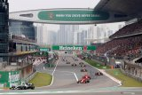 Formula 1 batalkan Grand Prix China