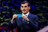 Casillas calonkan diri jadi presiden FA Spanyol