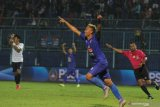 Arema FC melaju ke babak semifinal Piala Gubernur Jatim