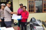Polres Jayawijaya kembalikan 32 motor hasil curian